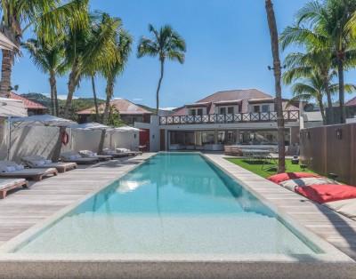 Rockstar Villa – St. Barts