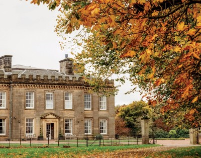 Gordon Castle, Morayshire
