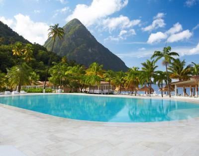 Sugar Beach Villa, St. Lucia