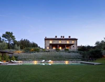 Villa Alba, Castiglione Del Bosco